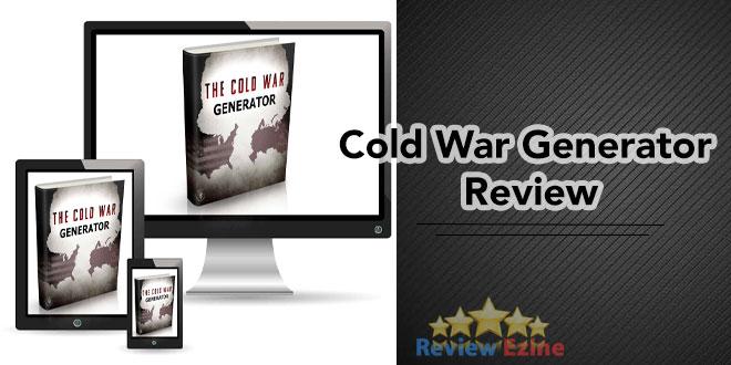 cold war generator program buy