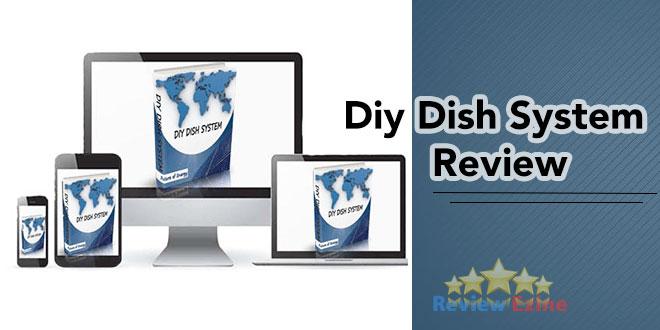 diy dish system