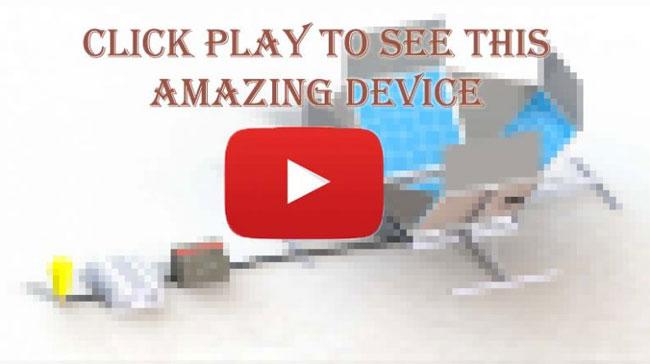 diy dish system video