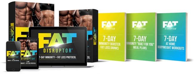 day fat disruptor immunity