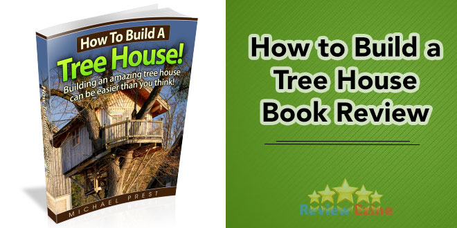 How to Build a Treehouse Book
